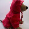 Kapucnis piros kutyapulcsi 2