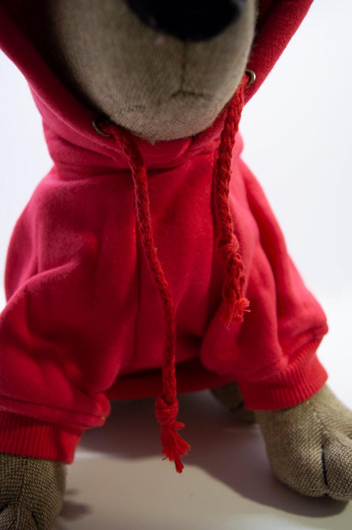 Kapucnis piros kutyapulcsi 4