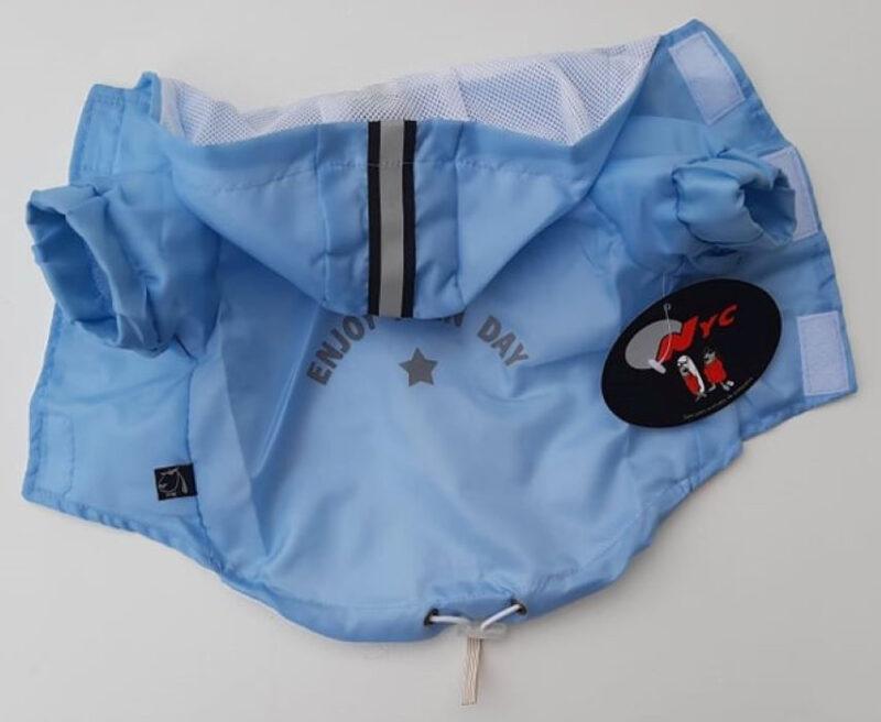 Kék kutya esőkabát 2