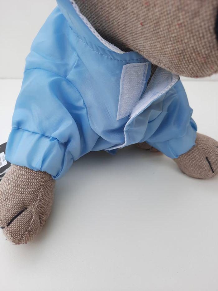 Kék kutya esőkabát 4