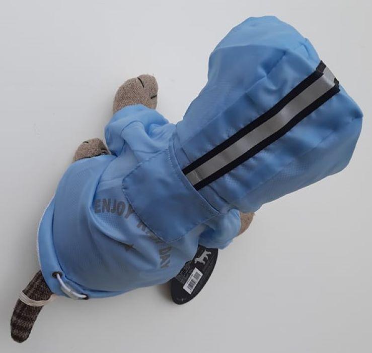 Kék kutya esőkabát 5
