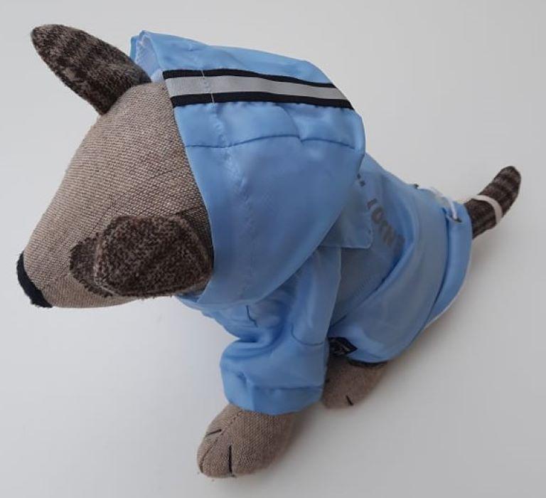 Kék kutya esőkabát 6