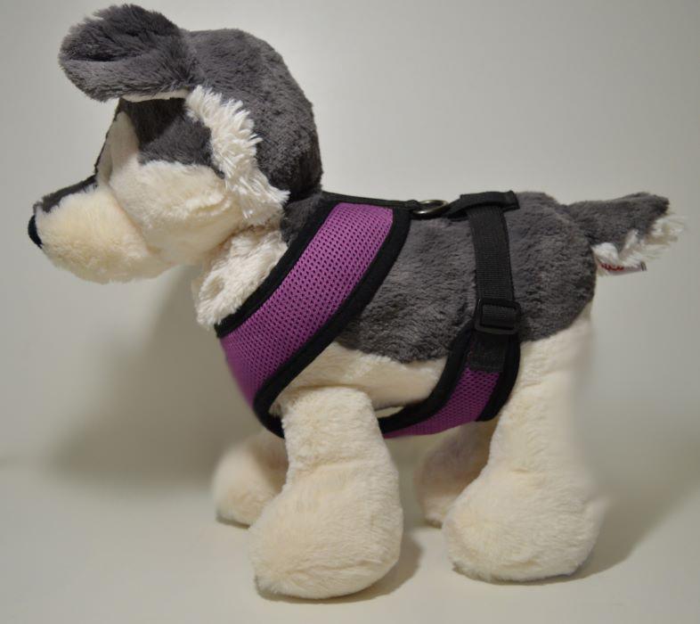 Lila Puppia puha kutyahám 1