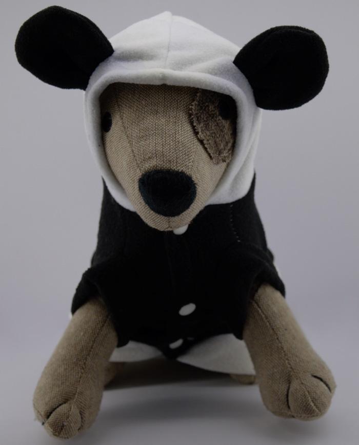 Panda kutyajelmez 1