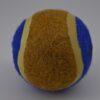 Sárga kék labda kutya játék 1