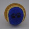 Sárga kék labda kutya játék 2