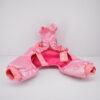 Rózsaszín kertész kutya nadrág 2